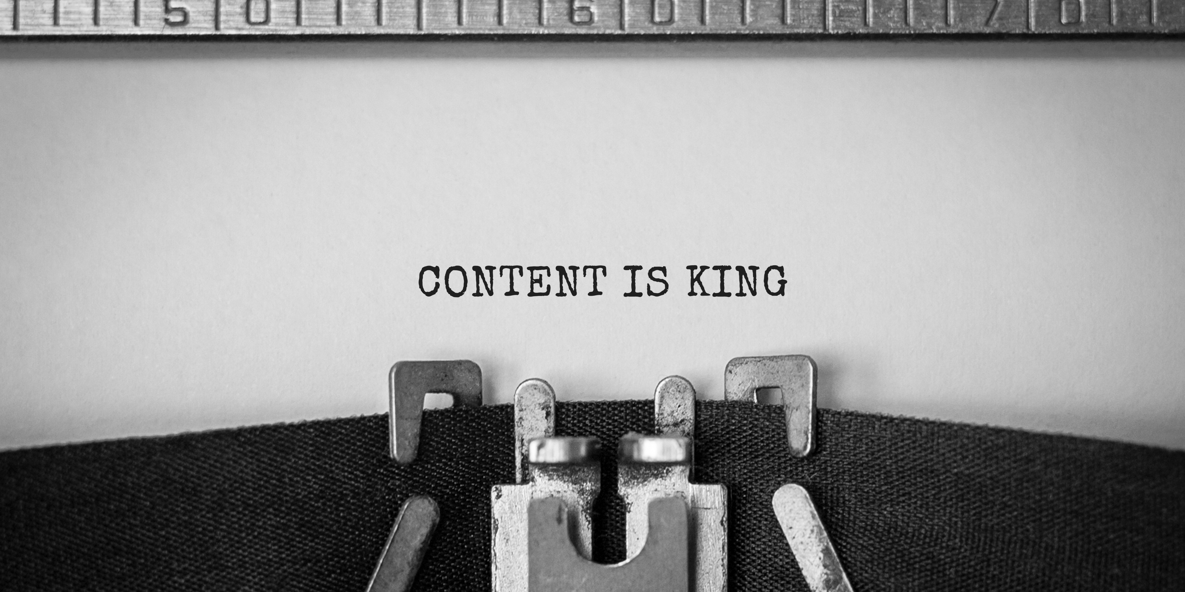 How to Use Content in the Sales Process